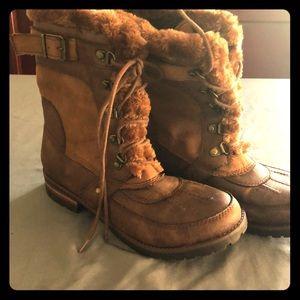 Fun winter boots
